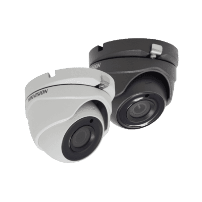 Hikvision DS-2CE56D8T-ITME 2MP TVI POC Mini Turret Camera