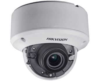 Hikvision DS-2CE56H0T-VPIT3ZE 5MP TVI PoC Dome 2.8-12mm