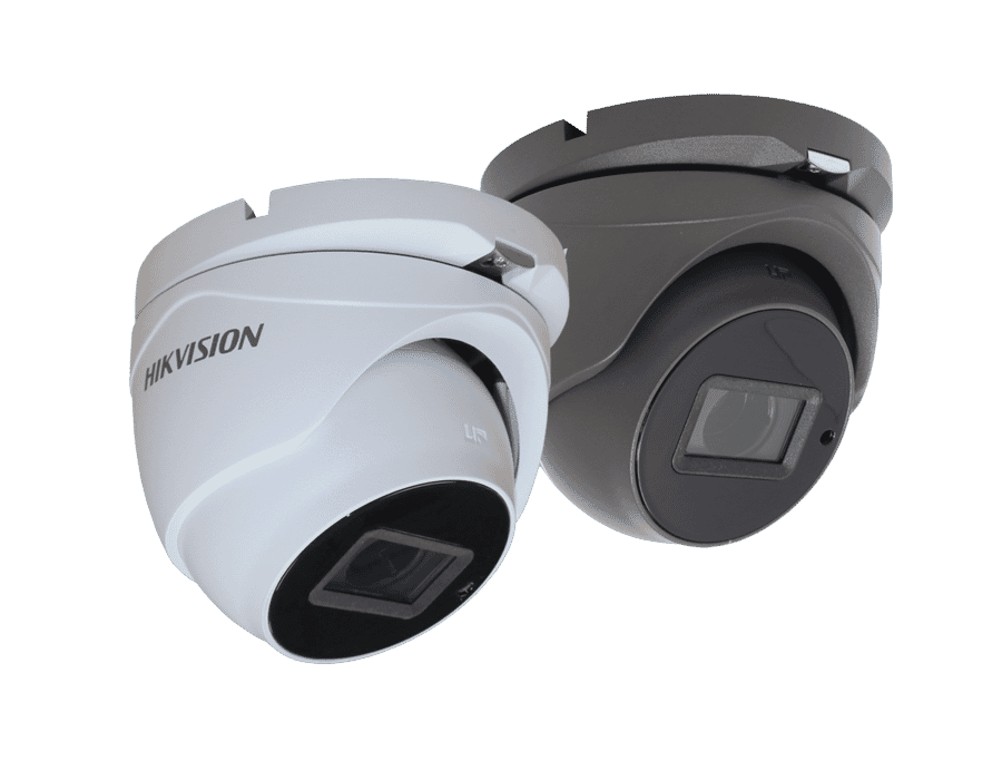 Hikvision DS-2CE56H1T-IT3ZE 5MP TVI PoC Turret 2.8-12mm MFZ
