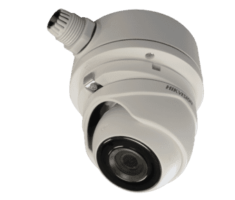 Hikvision DS-2CE56D0T-IRMF 2MP TVI Mini Turret Camera