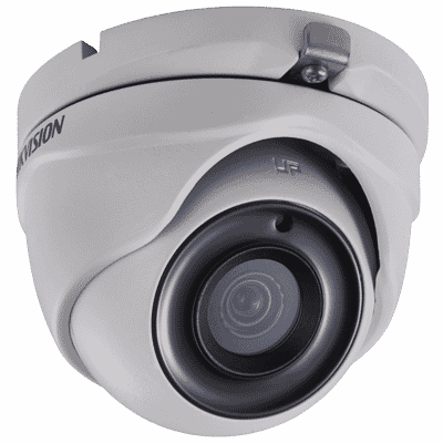 Hikvision DS-2CE56H0T-ITMF 5MP TVI Mini Turret Camera 2.8mm