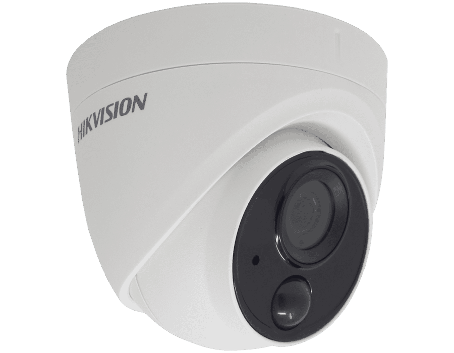 Hikvision DS-2CE71D8T-PIRL 2MP TVI Dome camera with PIR
