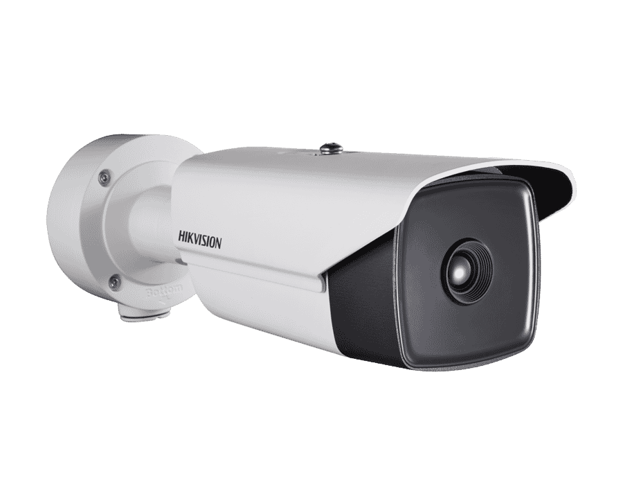 Hikvision DS-2TD2136 Thermal IP Bullet Camera