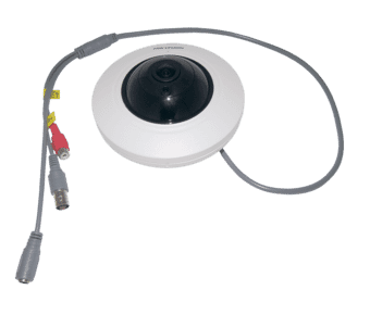 Hikvision DS-2CC52H1T-FITS 5MP TVI 180° Fisheye Camera