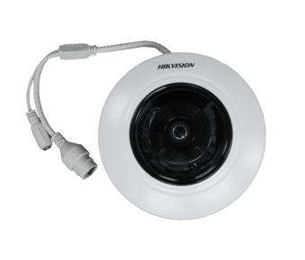 Hikvision DS-2CD2955FWD-IS 5MP IP 360° Fisheye Camera
