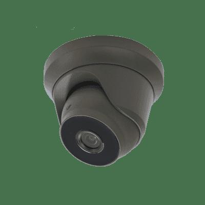 HiWatch THC-T240G-M 4MP TVI Grey Turret Camera 2.8mm