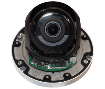 HIKVISION DS-2CD2185FWD-I 8MP 4K Vandal Dome