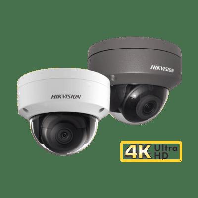HIKVISION DS-2CD2185FWD-I 8MP 4K Vandal Dome