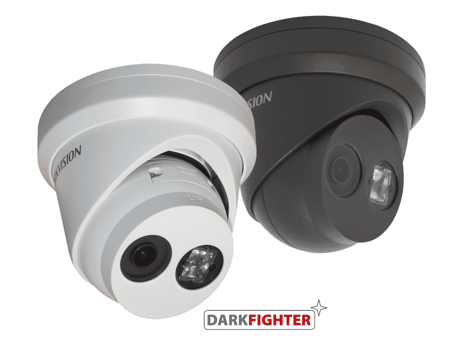 HIKVISION DS-2CD2325FWD-I 2MP 30m IR Turret Camera