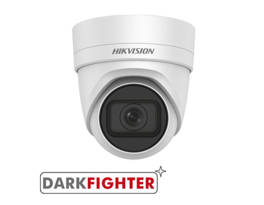 Hikvision DS-2CD2H25FWD-IZS 2MP Varifocal Turret