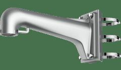 Hikvision DS-1603ZJ-POLE-P PTZ Pole Mount Bracket Grey