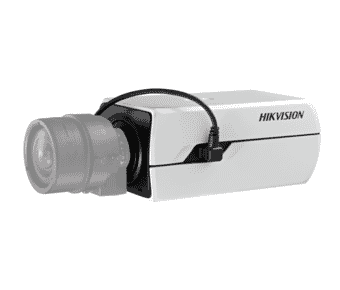 Hikvision DS-2CC12D9T-E 2MP TVI Box Camera (No Lens)