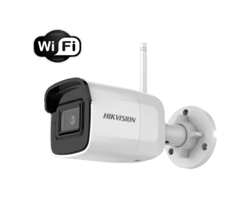 Hikvision NK44W0H-1T 4MP Wireless (WiFi) IP Bullet Camera Kit