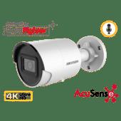 Hikvision DS-2CD2086G2-IU 8MP IP AcuSense Mini Audio Bullet with Mic
