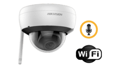 Hikvision DS-2CD2141G1-IDW1 4MP IP Mini WiFi Dome 2.8mm