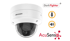 Hikvision DS-2CD2146G2-ISU 4MP Acusense Dome with Mic 2.8mm