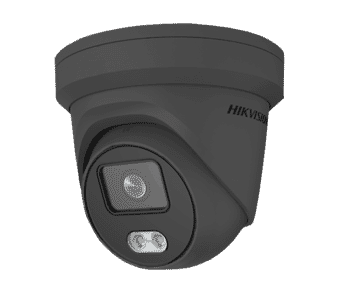 Hikvision DS-2CD2347G1-LU 4MP IP ColorVu Audio Turret