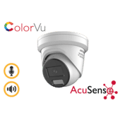 Hikvision DS-2CD2347G2-LSU/SL 4MP IP Colorvu Acusense Turret 2.8mm