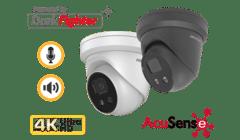 Hikvision DS-2CD2386G2-ISU/SL 8MP 4K IP Acusense Audio 2.8mm