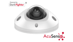 Hikvision DS-2CD2546G2-IS 4MP IP Acusense Mini Dome 2.8mm