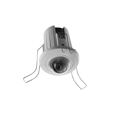 Hikvision DS-2CD2E20F 2MP IP Flush Mount Dome 4.0mm