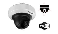 Hikvision DS-2CD2F42FWD-IWS 4MP IP WiFi Indoor PT 2.8mm
