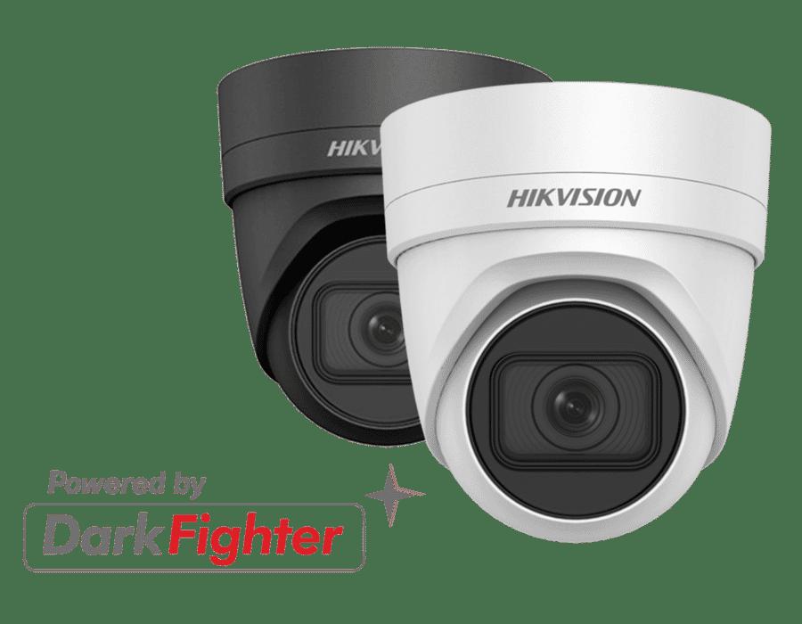 Hikvision DS-2CD2H45FWD-IZS 4MP IP Low light Turret 2.8-12mm