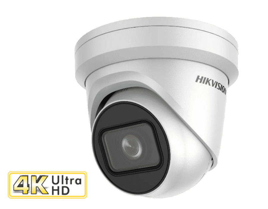 Hikvision DS-2CD2H85G1-IZS 8MP IP Turret 2.8-12mm MFZ