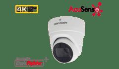 Hikvision DS-2CD2H86G2-IZS 8MP IP Acusense Turret 2.8-12mm MFZ