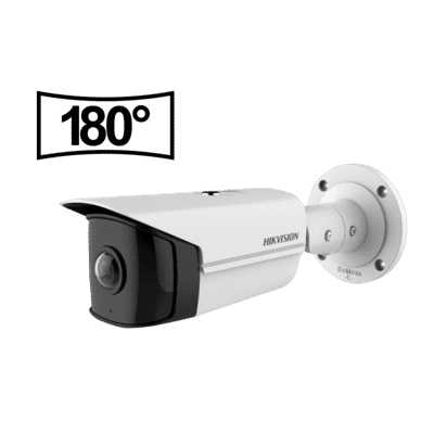Hikvision DS-2CD2T45G0P-I 4MP IP Ultra Wide Bullet Camera 1.68mm