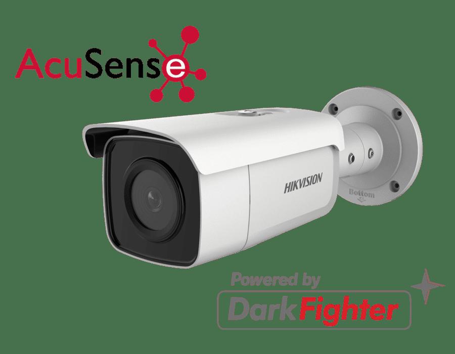 Hikvision DS-2CD2T46G1-2I 4MP IP Acusense Bullet Camera