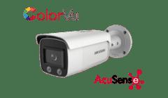 Hikvision DS-2CD2T47G2-L 4MP IP Colorvu Acusense Bullet 4.0mm