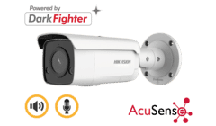 Hikvision DS-2CD2T46G2-ISU/SL 4MP IP AcuSense Audio Bullet
