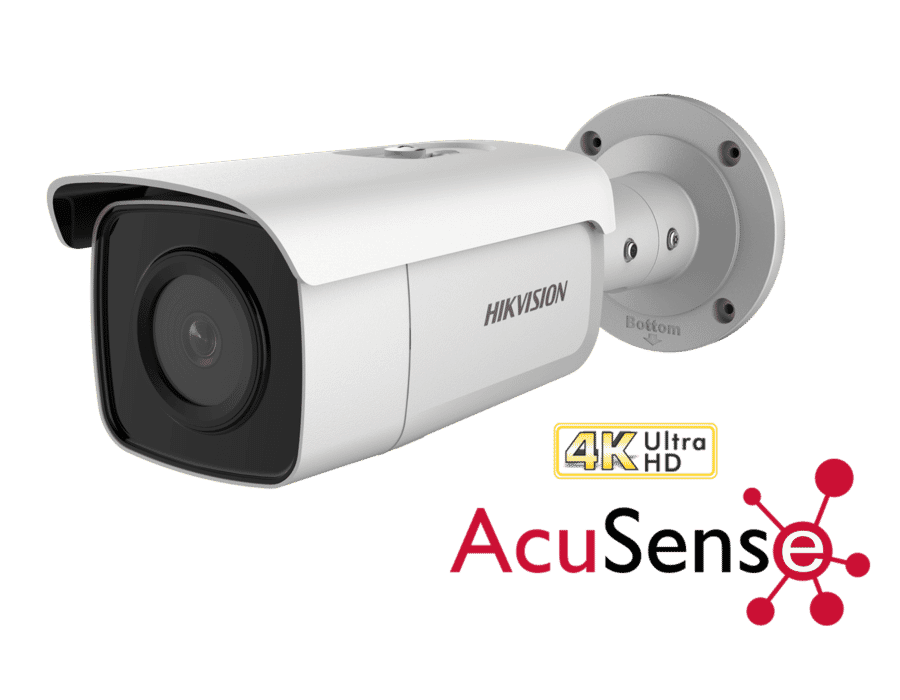 Hikvision DS-2CD2T86G2-4I 8MP 4K IP Acusense Bullet