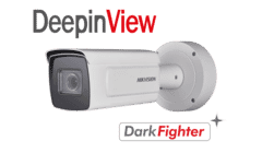 Hikvision DS-2CD7A26G0/P-IZS Deepinview LPR Camera