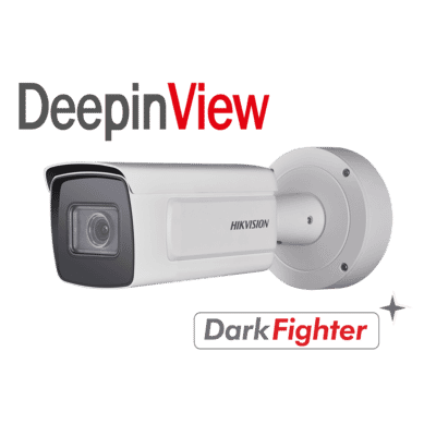 Hikvision DS-2CD7A26G0/P-IZS Deepinview LPR Camera