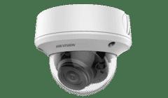 Hikvision DS-2CE5AH0T-VPIT3ZE 5MP TVI PoC Dome 2.8-12mm MFZ