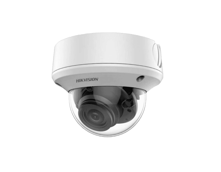 Hikvision DS-2CE5AH8T-AVPIT3ZF 5MP TVI Low Light Dome 2.7-13.5mm