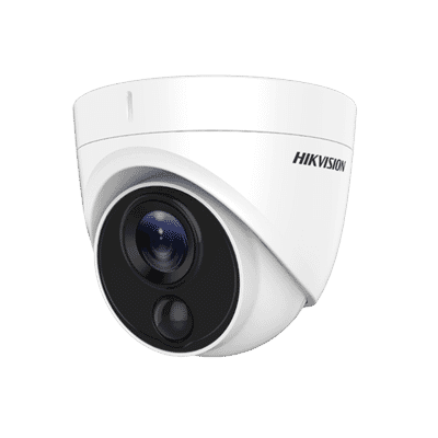 Hikvision DS-2CE71H0T-PIRL 5MP TVI Turret with PIR 2.8mm