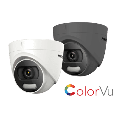 Hikvision DS-2CE72DFT-F 2MP TVI Colorvu Turret