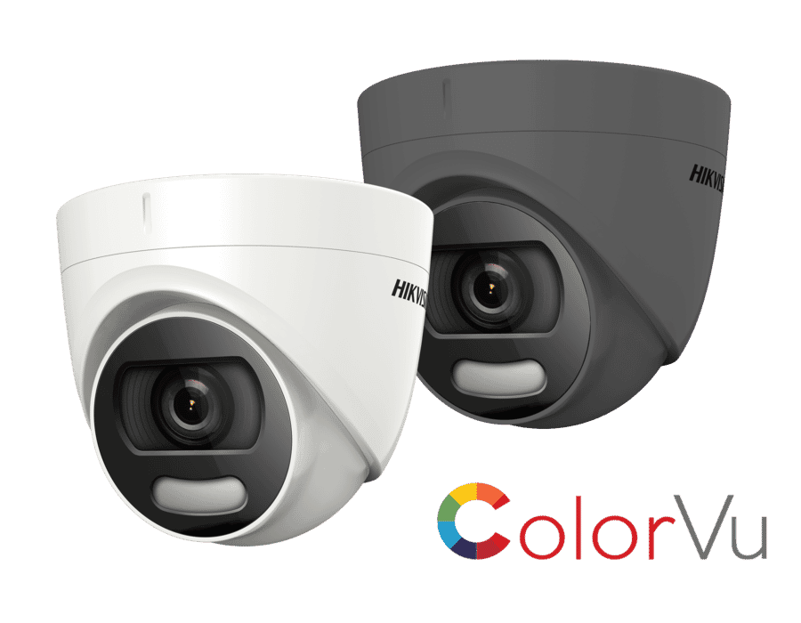 Hikvision DS-2CE72DFT-F 2MP TVI Colorvu Turret