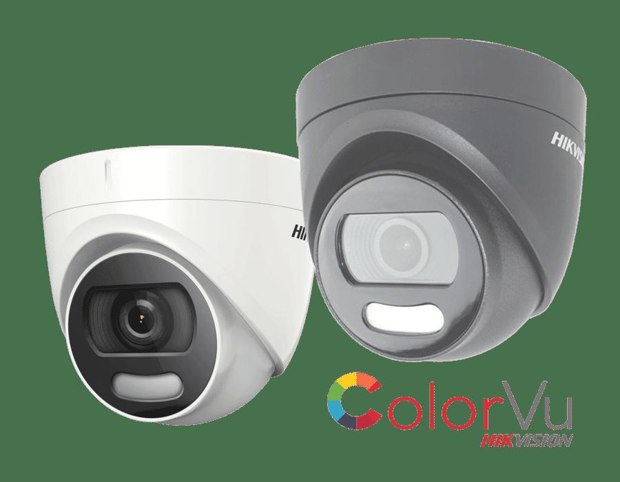 Hikvision DS-2CE72HFT-F 5MP TVI Colorvu Turret