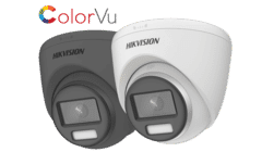 Hikvision DS-2CE72UF3T-E 8MP 4K TVI ColorVu PoC Turret Camera