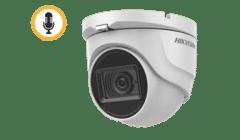Hikvision DS-2CE76D0T-ITMFS 2MP TVI Mini Turret 2.8mm