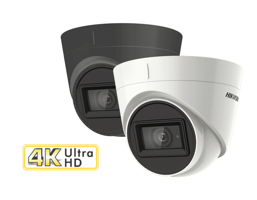 Hikvision DS-2CE78U1T-IT3F 8MP 4K TVI Turret