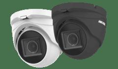 Hikvision DS-2CE79H0T-IT3ZE 5MP TVI PoC Turret Camera 2.8-12mm MFZ