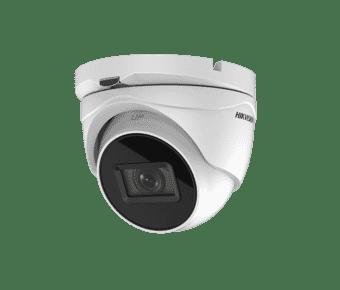 Hikvision DS-2CE79H8T-AIT3ZF 5MP TVI Low Light Turret MFZ