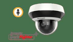 Hikvision DS-2DE2A404IW-DE3/W 4MP IP Mini WiFi PTZ 2.8-12mm
