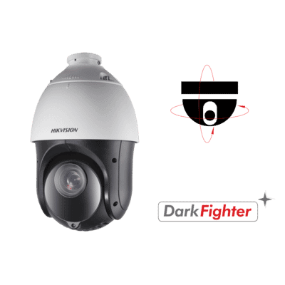 Hikvision DS-2DE4425IW-DE 4MP IP PTZ 25x Zoom