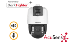 Hikvision DS-2SE7C144IW-AE 4MP Acusense PTZ with 32x Zoom & Live Guard